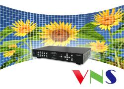 GeoBox 幾何学補正・ビデオプロセッサー