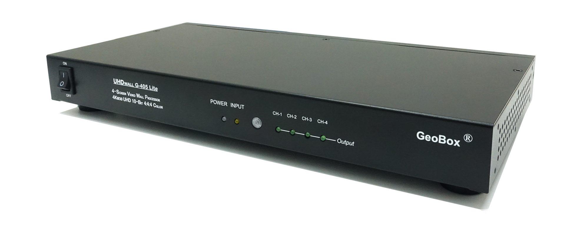 GeoBox G406L